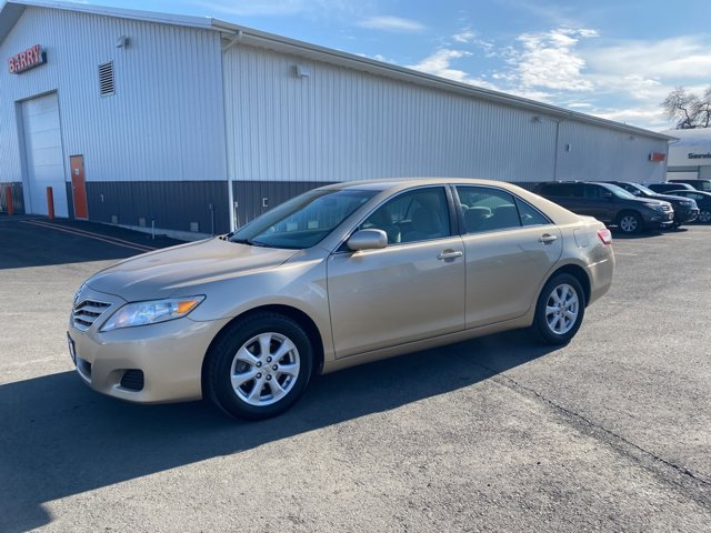 Used 2011 Toyota Camry 4dr Sdn I4 Auto SE