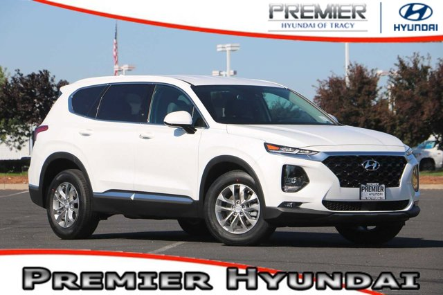 New 2020 Hyundai Santa Fe in Tracy, CA