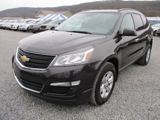Used 2016 Chevrolet Traverse in Fort Payne, AL