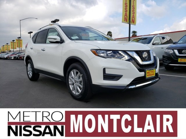 2020 Nissan Rogue SV FWD SV Regular Unleaded I-4 2.5 L/152 [10]