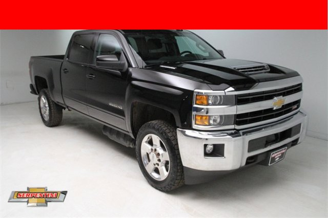 Used 2018 Chevrolet Silverado 2500HD in Cleveland, OH