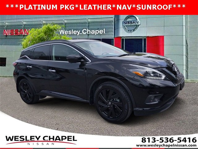 Used 2018 Nissan Murano in Wesley Chapel, FL