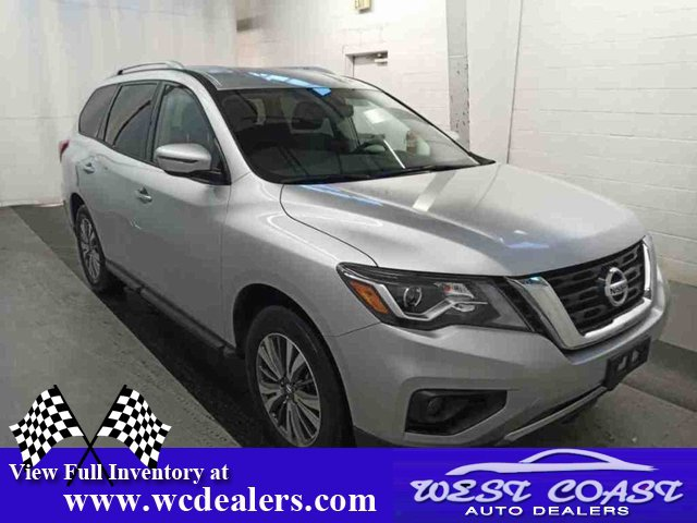 Used 2019 Nissan Pathfinder in Pasco, WA