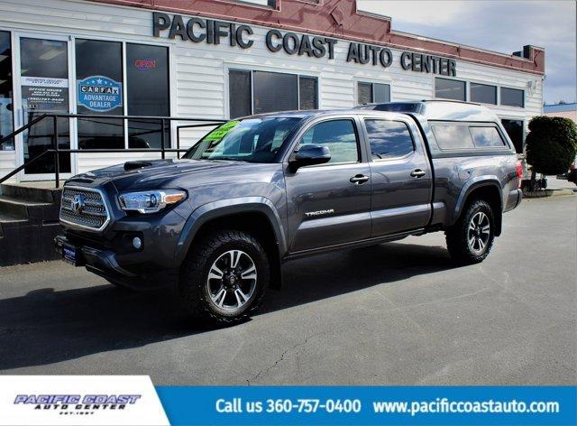 Used 2017 Toyota Tacoma in Burlington, WA