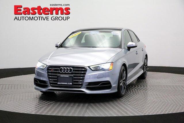 2016 Audi S3 Premium Plus Performance 4dr Car