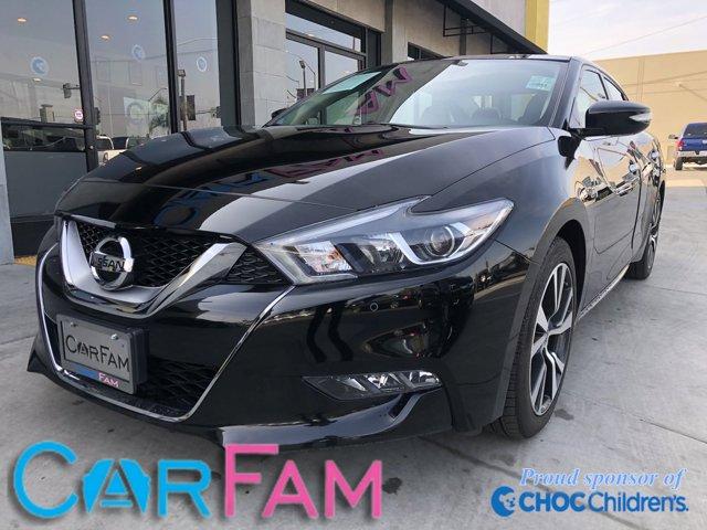 Used 2017 Nissan Maxima in Rialto, CA