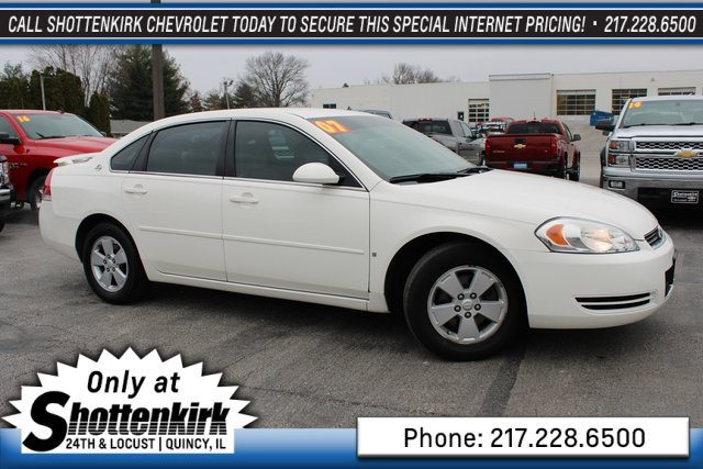 Used 2007 Chevrolet Impala in Quincy, IL