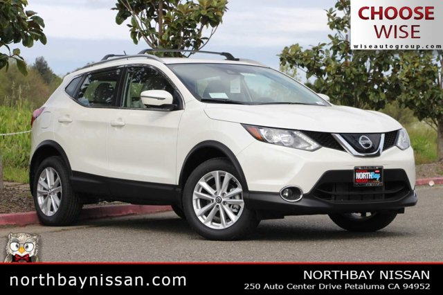 2019 Nissan Rogue Sport SV FWD SV Regular Unleaded I-4 2.0 L/122 [1]