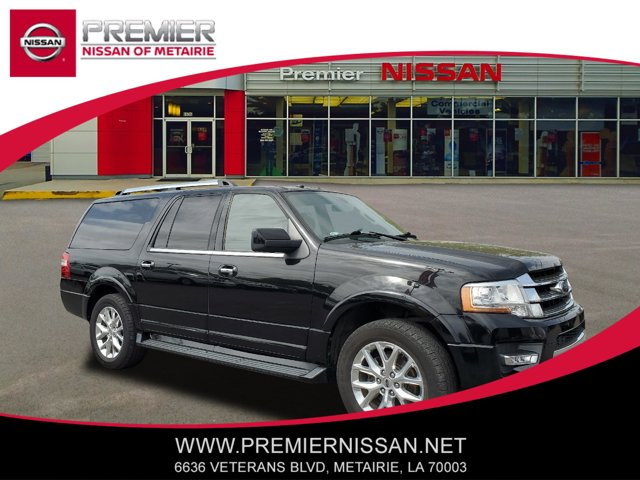 Used 2017 Ford Expedition EL in Metairie, LA