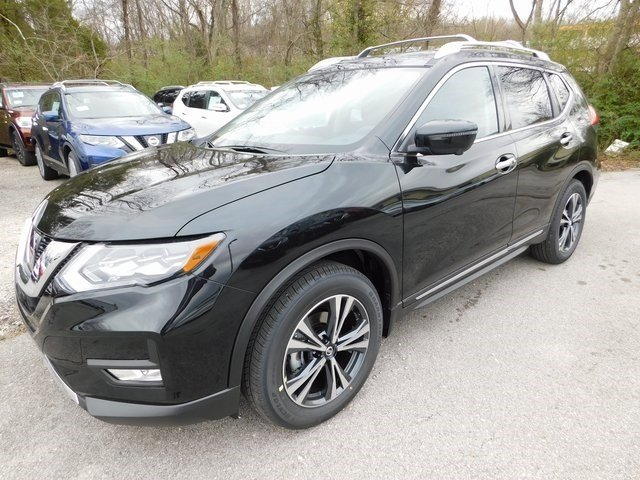 New 2017 Nissan Rogue in Columbia, TN