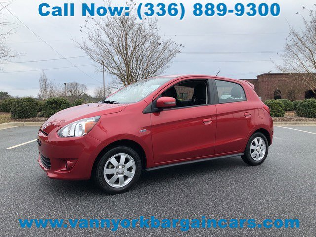 Used 2015 Mitsubishi Mirage in High Point, NC