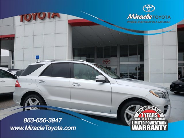 Used 2015 Mercedes-Benz M-Class in Haines City, FL