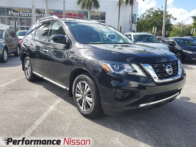 Used 2019 Nissan Pathfinder in Pompano Beach, FL