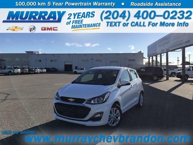 2021 Chevrolet Spark 1LT 4dr HB CVT 1LT Gas I4 1.4L/85.4 [0]