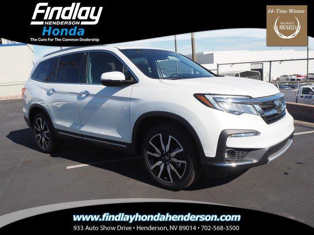 New 2020 Honda Pilot in Las Vegas, NV
