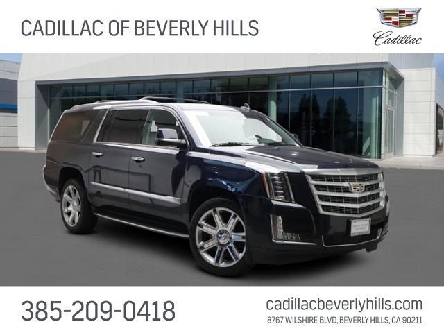 2017 Cadillac Escalade ESV Premium Luxury 4WD 4dr Premium Luxury Gas V8 6.2L/376 [16]