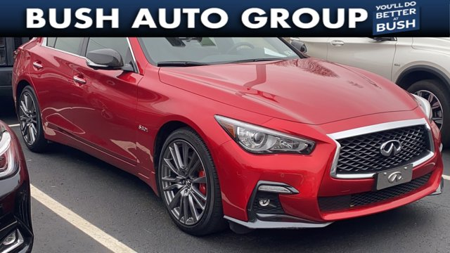 2018 INFINITI Q50 RED SPORT 400 RED SPORT 400 AWD Twin Turbo Premium Unleaded V-6 3.0 L/183 [8]