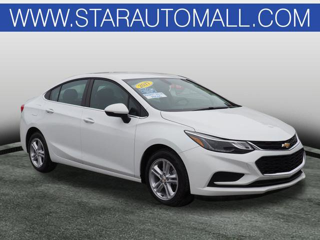 Used 2017 Chevrolet Cruze in Greensburg, PA