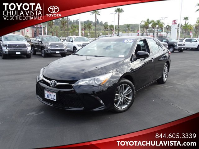 Used 2017 Toyota Camry in San Diego, CA