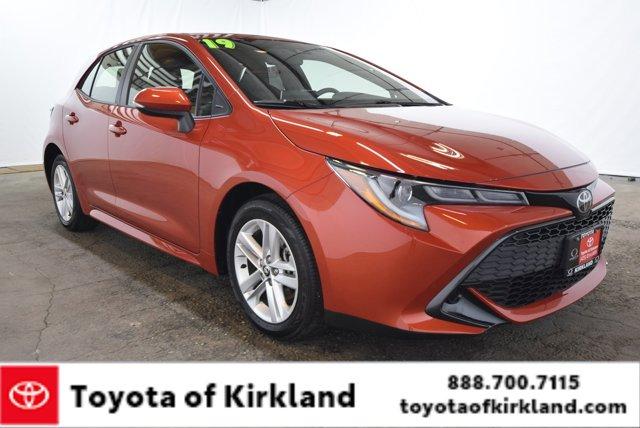 Used 2019 Toyota Corolla Hatchback in Kirkland, WA