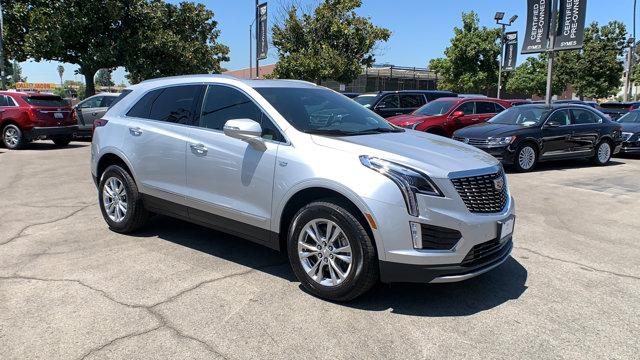 2020 Cadillac XT5 Premium Luxury FWD FWD 4dr Premium Luxury Turbocharged Gas I4 2.0L/ [7]