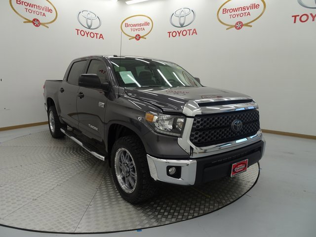 CPO 2018 Toyota Tundra in Brownsville, TX