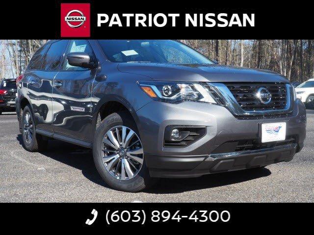New 2020 Nissan Pathfinder in Salem, NH