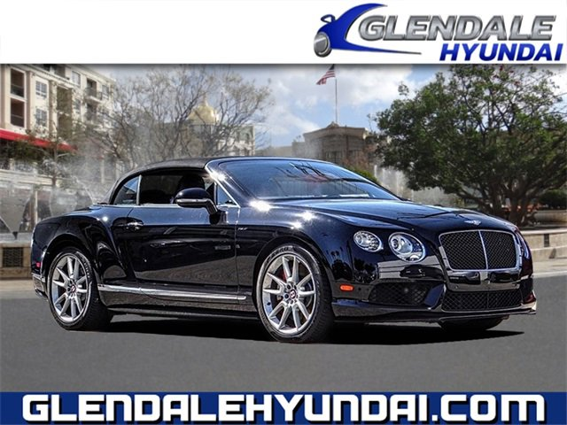 Used 2014 Bentley Continental GT V8 S in Glendale, CA