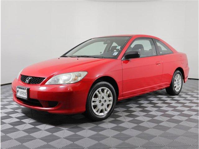 2004 Honda Civic Coupe LX