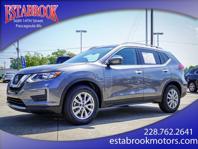 Used 2019 Nissan Rogue in Pascagoula, MS