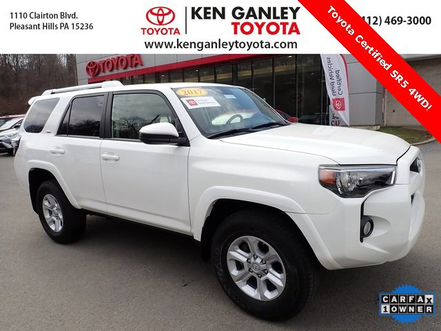 Used 2018 Toyota 4Runner in Cleveland, OH