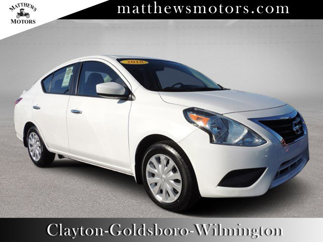 Used 2018 Nissan Versa in , NC