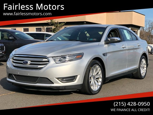 Used 2017 Ford Taurus in Fairless Hills, PA