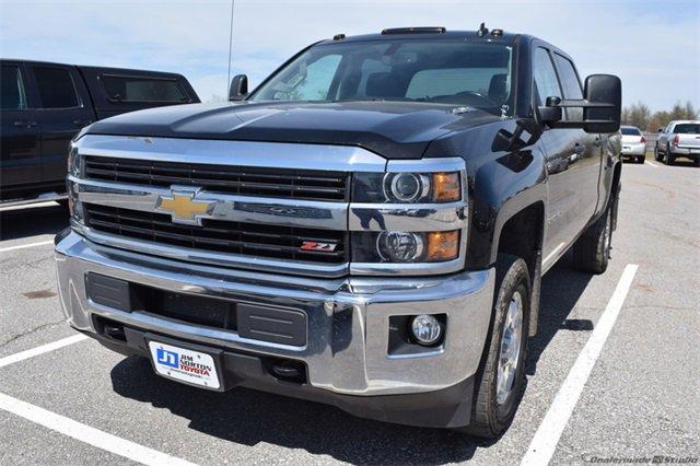 Used 2015 Chevrolet Silverado 2500HD in Oklahoma City, OK