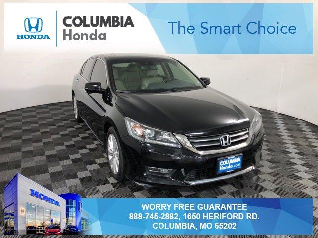 Used 2013 Honda Accord Sedan in Columbia, MO