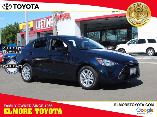 Used 2017 Toyota Yaris iA in Westminster, CA