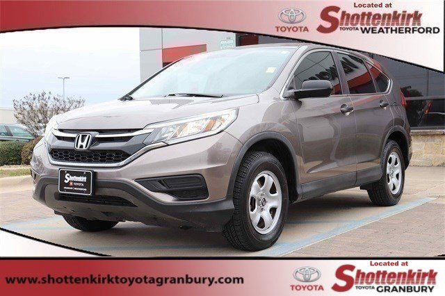 Used 2015 Honda CR-V in Granbury, TX