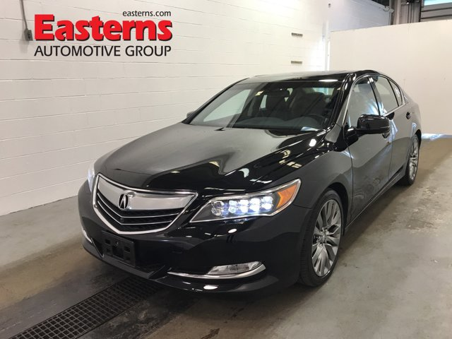2017 Acura RLX Advance 4dr Car