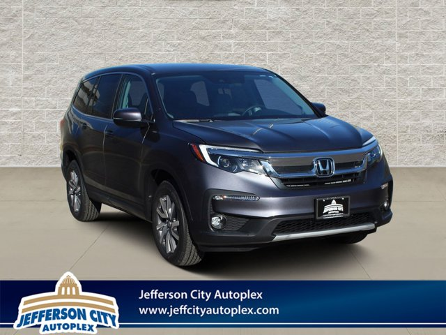 New 2020 Honda Pilot in Jefferson City, MO