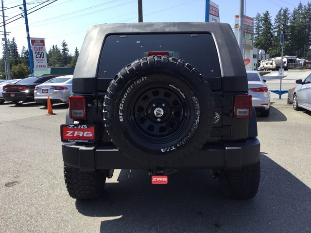 Used 2007 Jeep Wrangler 2WD 4dr Unlimited X