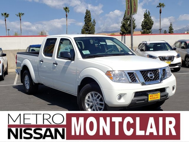 2021 Nissan Frontier SV Crew Cab 4x4 SV Auto Long Bed Regular Unleaded V-6 3.8 L/231 [8]