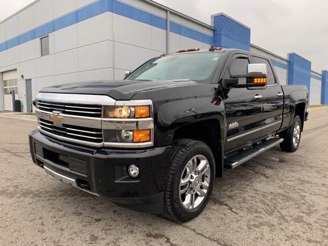 Used 2015 Chevrolet Silverado 2500HD Built After Aug 14 in Fishers, IN