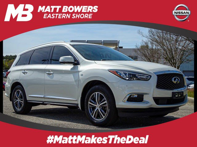 Used 2017 INFINITI QX60 in Daphne, AL