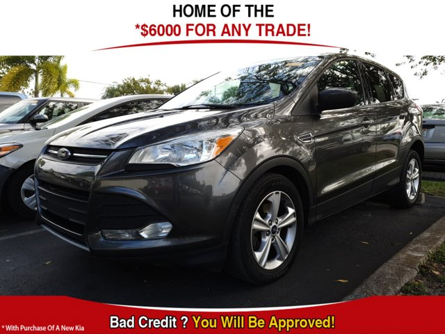 Used 2015 Ford Escape in West Palm Beach, FL