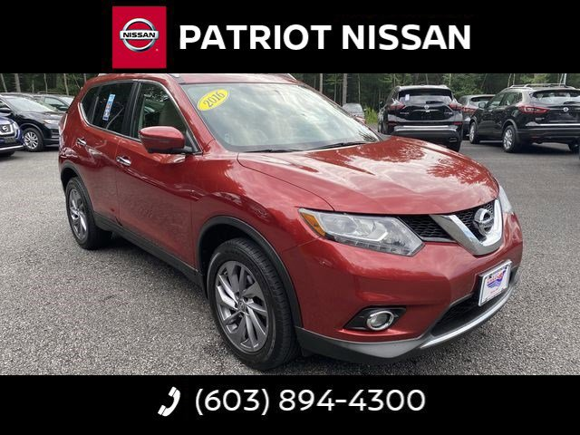 Used 2016 Nissan Rogue in Salem, NH