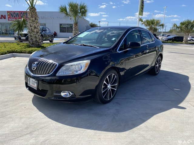 2016 Buick Verano Sport Touring 4dr Sdn Sport Touring Gas/4-cyl 2.4L/145 [16]
