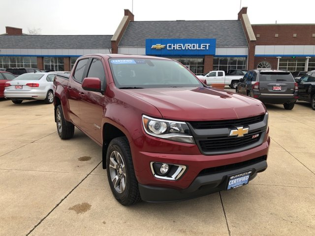 Used 2019 Chevrolet Colorado in Cleveland, OH