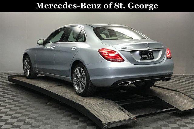 Used 2017 Mercedes-Benz C-Class C 300