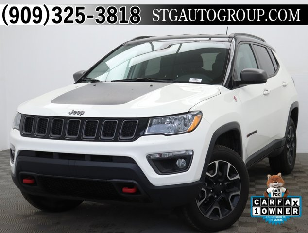Used 2019 Jeep Compass in Ontario, Montclair & Garden Grove, CA