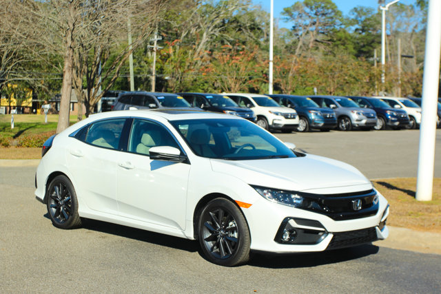 New 2020 Honda Civic Hatchback in Tallahassee, FL